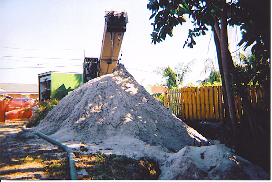 Grit Removal Projects in Florida